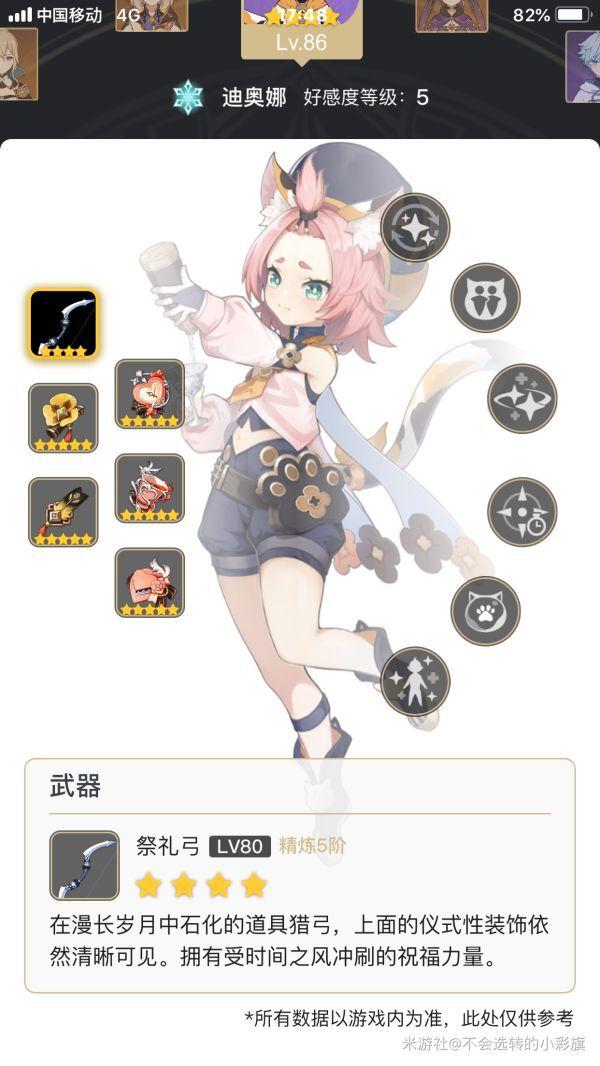原神-1.5版雷澤雙雷雙冰配隊與聖遺物搭配 3