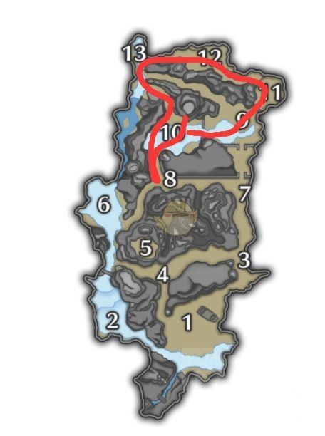 魔物獵人崛起-各類素材速刷指南 9