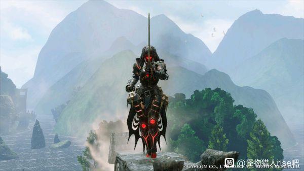 魔物獵人崛起-未來機械風裝備幻化參考 1