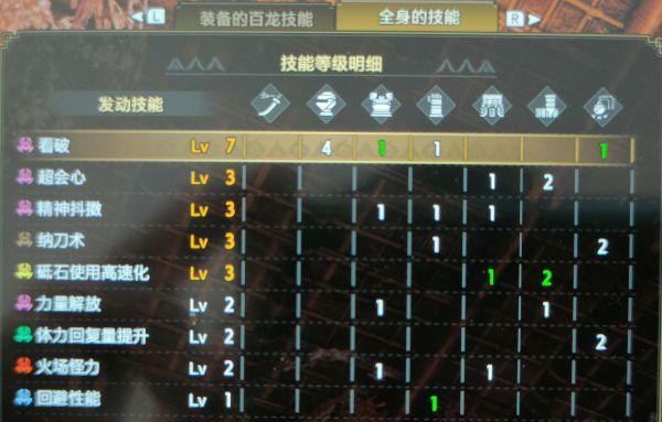 魔物獵人崛起-2.0版看破7轟龍太刀配裝 3