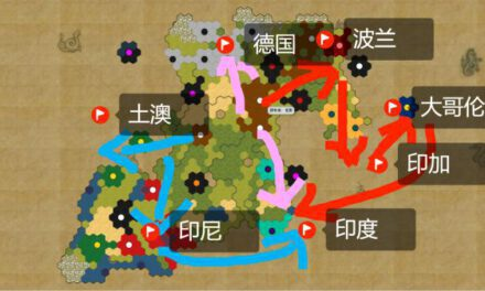 文明6-祖魯征服勝利思路講解