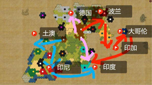 文明6-祖魯征服勝利思路講解 1