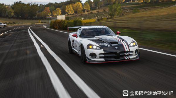 極限競速地平線4-蝰蛇ACR-X塗裝 9