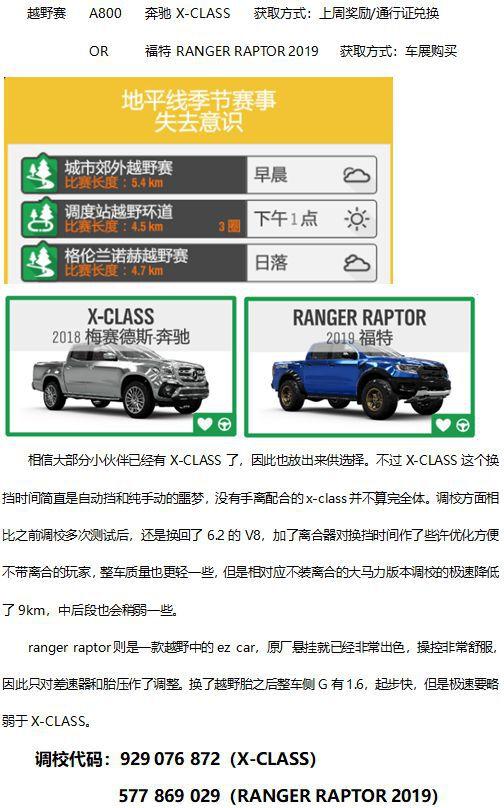 極限競速地平線4-5月7日夏季嘉年華車輛調校 3