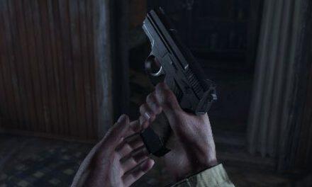 生化危機8-全武器、零件入手