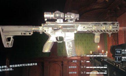 生化危機8-突擊步槍性能對比