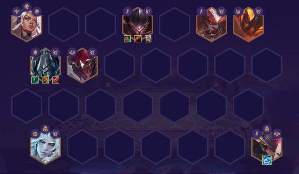 雲頂之弈-11.10版本神盾戰士陣容玩法 11.10版神盾戰士如何玩 9