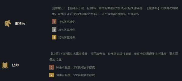 雲頂之弈-S5賽季重騎鐵法上分陣容 3