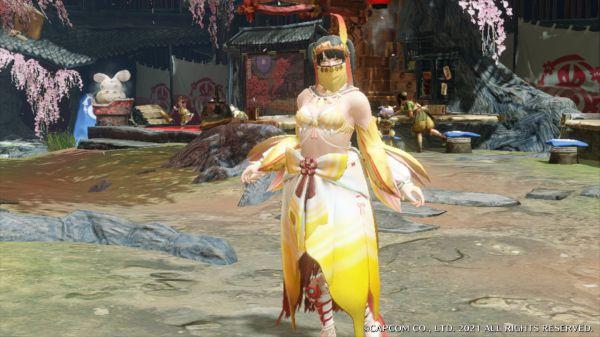 魔物獵人崛起-五套女角色幻化裝備 7