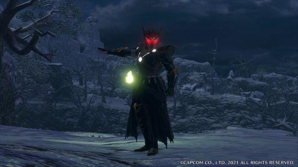 魔物獵人崛起-假面騎士幻化 3