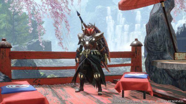 魔物獵人崛起-假面騎士幻化 19