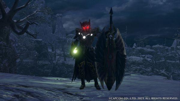 魔物獵人崛起-假面騎士幻化 1