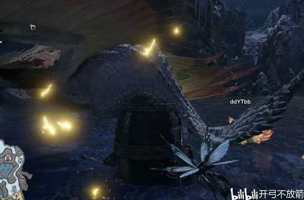 魔物獵人崛起-傘鳥特殊大金攻略 9