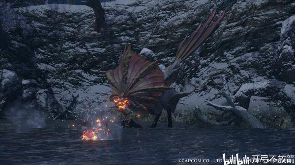 魔物獵人崛起-傘鳥特殊大金攻略 1
