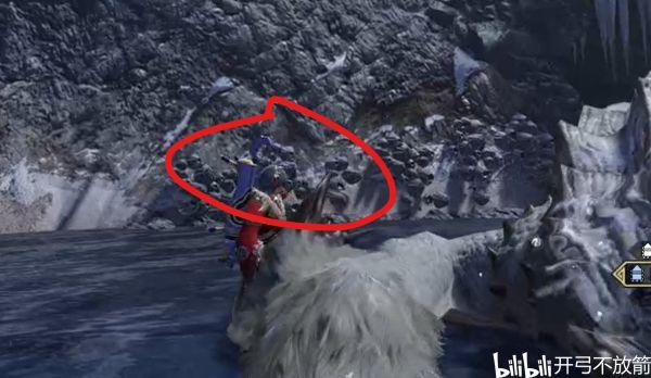 魔物獵人崛起-冰牙龍大小金體型參考 3