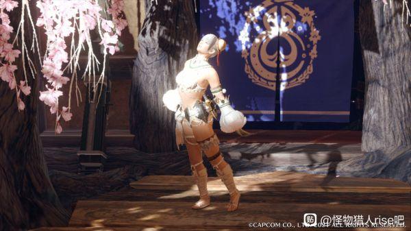 魔物獵人崛起-女角色中式外觀幻化 3