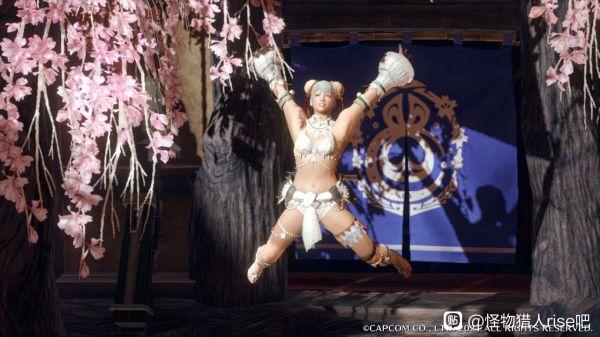 魔物獵人崛起-女角色中式外觀幻化 5