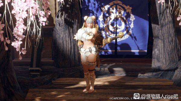 魔物獵人崛起-女角色中式外觀幻化 7