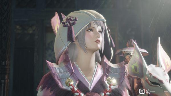 魔物獵人崛起-日系軟萌妹捏臉參數 1