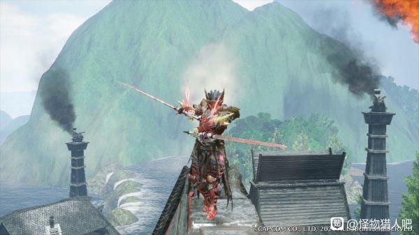 魔物獵人崛起-男角色假面騎士幻化 5