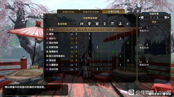 魔物獵人崛起-2.0版本流轉長槍配裝 3