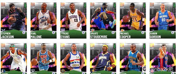NBA2K21-比爾拉塞爾聚光燈挑戰新增球員卡 5