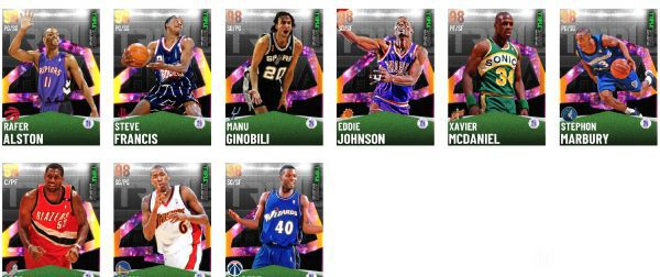NBA2K21-比爾拉塞爾聚光燈挑戰新增球員卡 7
