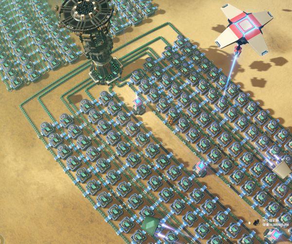 戴森球計劃-極限熔爐佈局參考 3