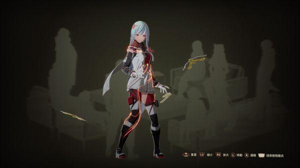 緋紅結系-主角與8位夥伴最強武器展示 7