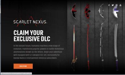緋紅結系-如何領5把DLC武器