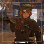 魔物獵人崛起-軍官樣式防具幻化