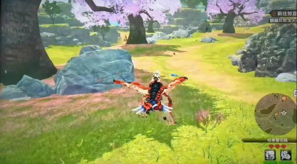 魔物獵人物語2破滅之翼-前期高效刷經驗 5