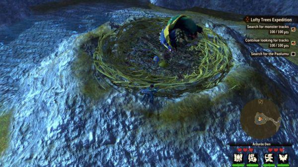 魔物獵人物語2破滅之翼-新手實用技巧 3
