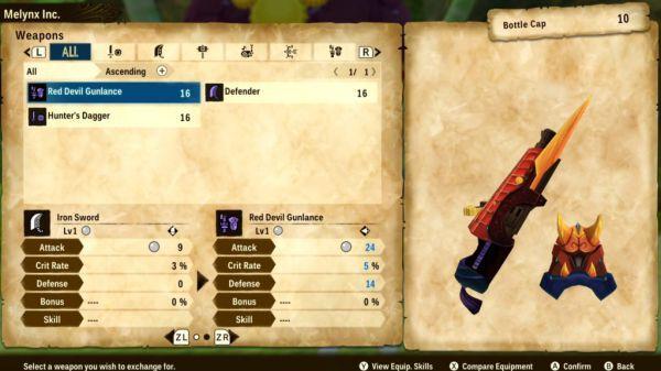 魔物獵人物語2破滅之翼-新手實用技巧 9