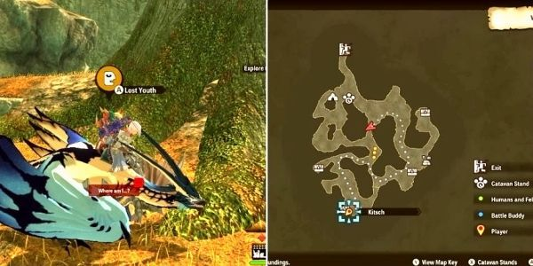 魔物獵人物語2破滅之翼-迷路的孩子位置分享 3